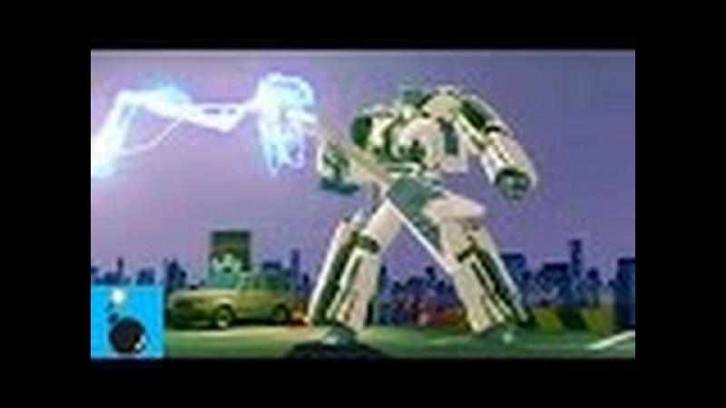 Тобот 23 серия TOBOT Мультфильм про трансформеров
