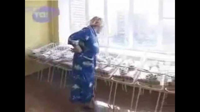 Когда муж узнал количество рожденных детей сбежал из роддома