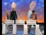 Джеки Чан разбивает кирпичи на ТВ в Германии