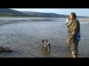 Fishing in Siberia