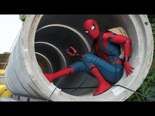 Человек-паук: Возвращение домой | Все видео