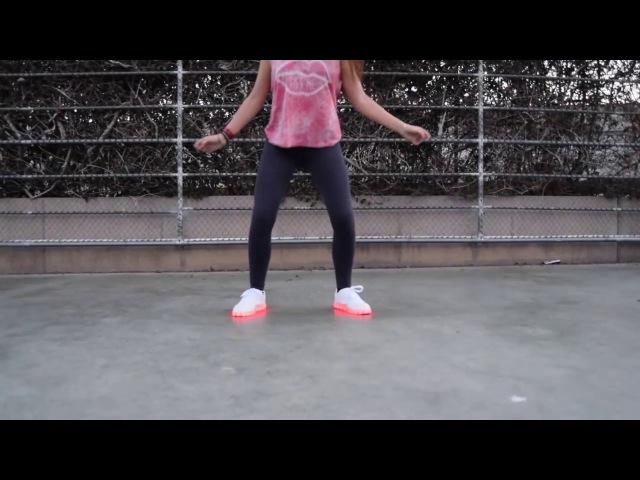 Урок по шаффл от Ракел Руиз shuffle lesson by Raquel Ruiz