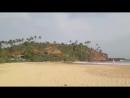 С киевским Посейдоном на пляже Талала