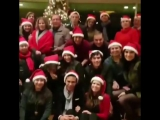 New videos of Jorge with his family celebrating Christmas before few days ago: