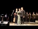 Сергей Маховиков его жена Лариса Шахворостова и дочь Александра Выступление в