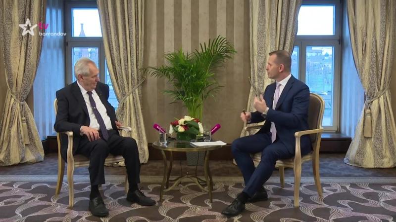 TÝDEN S PREZIDENTEM Exkluzivně z Moskvy o lživém článku Putinovi Babišovi i Merkelové YouTube