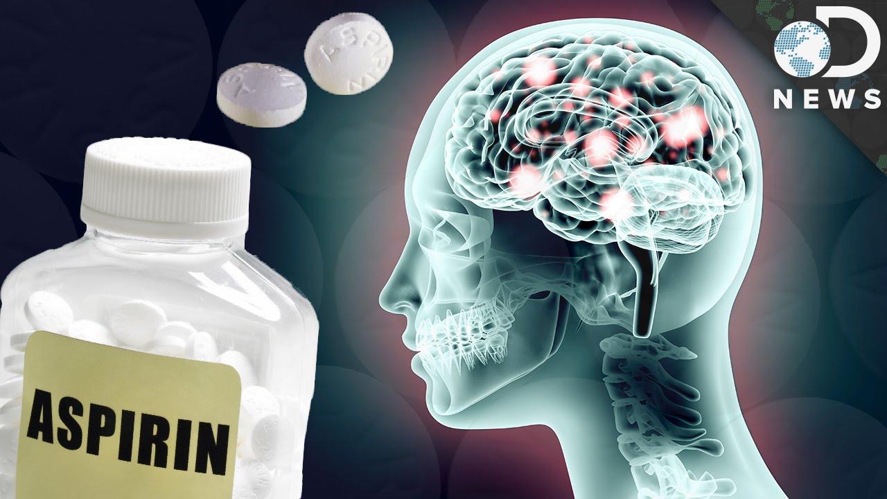 Аспирин от истории до современности