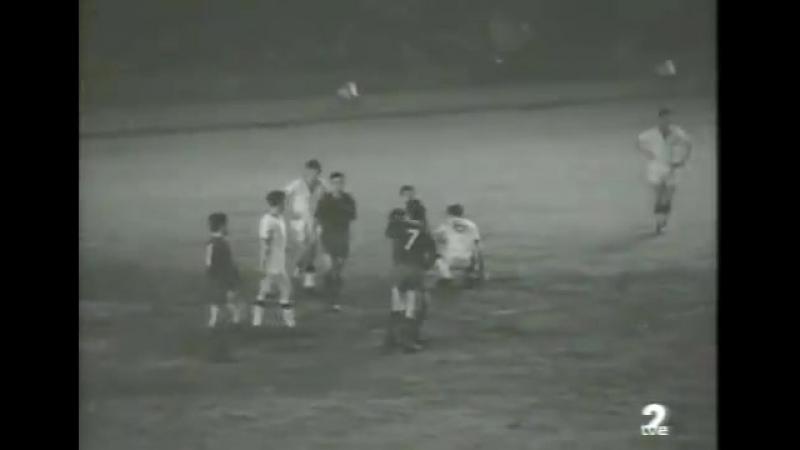 Resumen FC Barcelona vs Birmingham City FC Copa de Ferias 1958-1960