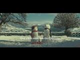 Рождественская история любви от John Lewis