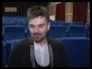 Александр Панайотов в выпуске Новостей ТВС Рудный.
