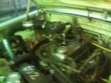 первый запуск на грузовом карбюраторе К-135