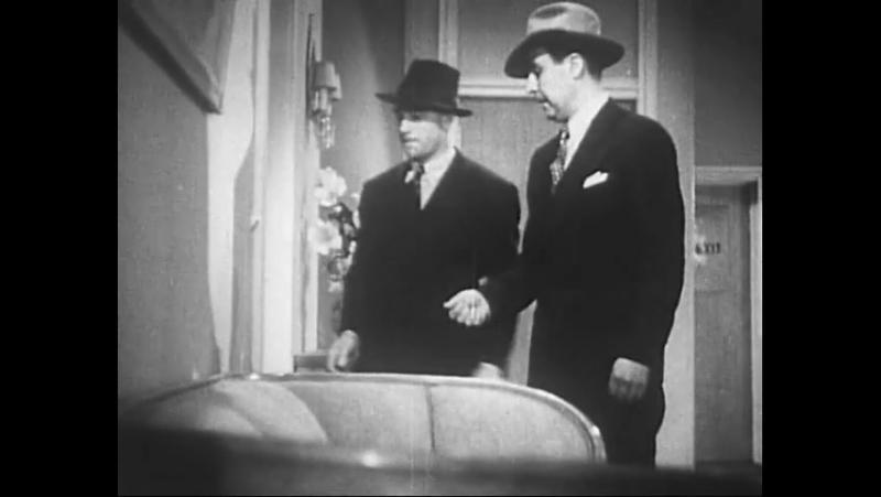 Капитан Америка (1944): 1 сезон 9 серия — Тройная трагедия (Субтитры)
