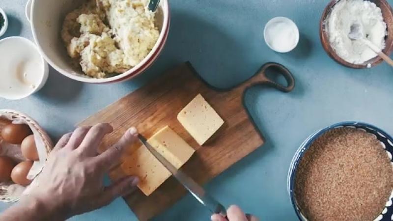 Картофельные шарики с сыром [Рецепты Bon Appetit].mp4