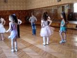 Начало танцевальной карьеры....
