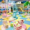 Детские площадки Little Star и Happy City