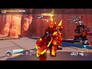 Overwatch - Torbjörn Play of the game.