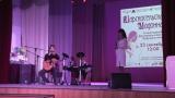 Творческий номер от Маргариты Лужковской и ее семейства на конкурсе Царскосельская Мадонна