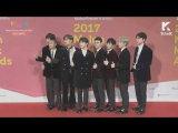 171202 EXO @ MelOn Music Awards Red Carpet