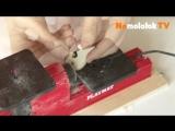 Брелок-пазл-сердце своими руками на станке PlayMat
