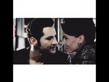 Evil Queen and Lucifer Morningstar