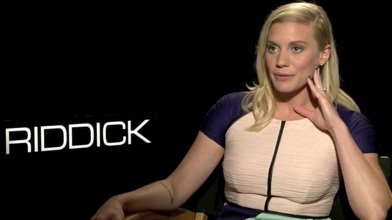 Katee Sackhoff Interview