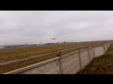 Взлет ATR-72 UTair