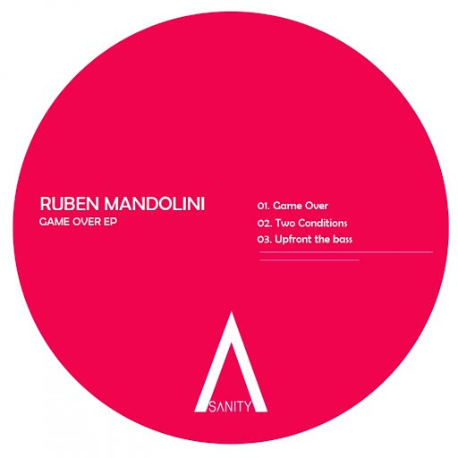 Ruben Mandolini альбом Game Over EP