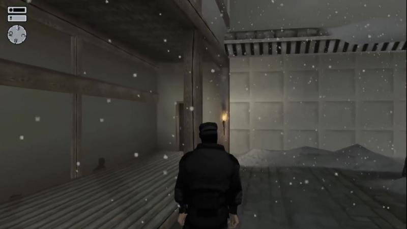 Hitman 2 Silent Assassin прохождение серия 10 Разборка с сегуном
