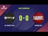 FIFA COOPERATIVE: EA SPORTS FIFA VS MARVEL/DC
