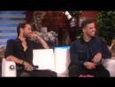 Drake and Jared Leto Play Never Have I Ever The Ellen Show Дрейк и Джаред Лето играют в игру Было или не было Шоу Эллен