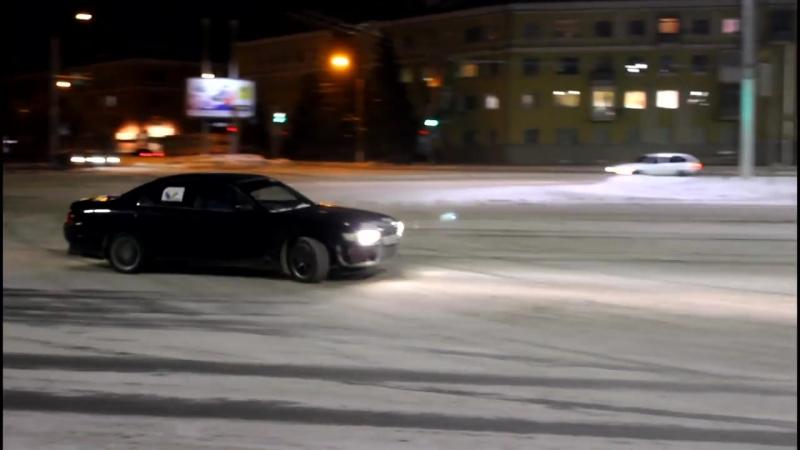 Chaser 90 Турик дубасит,а мы сматываем удочки! Winter drift dubas life stile