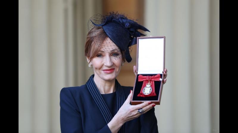 J.K.Rowling О ГАРРИ ПОТТЕРЕ | На английском с субтитрами
