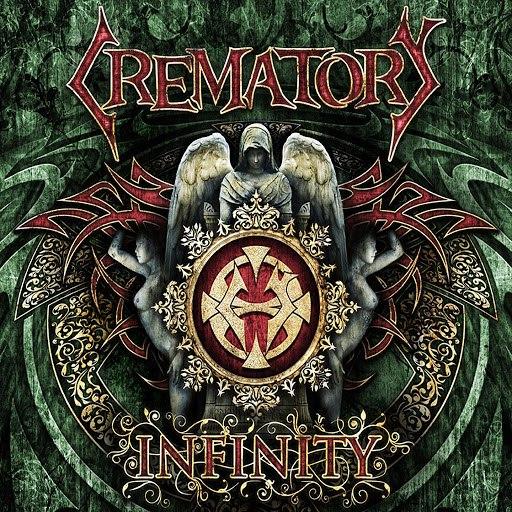 Crematory альбом Infinity