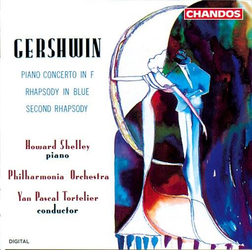 George Gershwin альбом Gershwin: Rhapsody in Blue / Second Rhapsody / Piano Concerto in F Major