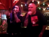 Team Death (Razakel &amp SickTanick) - Not Like You (Live at Run Around Sue's, in Marietta, GA, 2012)