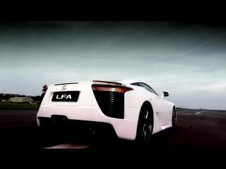 Lexus LFA Top Gear