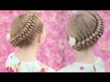 Схема плетения красивой косички