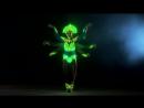 БОГИНЯ ДУРГА - световое танцевальное шоу