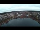 полёт над озером ГУСЬ-ХРУСТАЛЬНЫЙ
