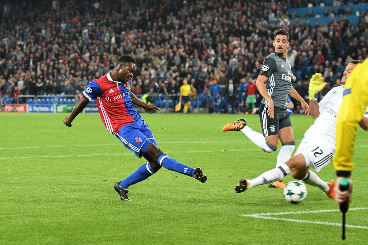 97. FC Basel (SUI) - SL Benfica (POR) 5:0