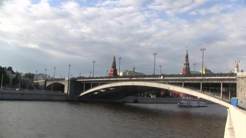 На Большом Каменном мосту будет проведен капитальный ремонт