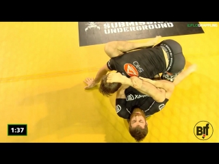 AJ Agazarm vs Nathan Orchard Submission underground 6