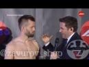 ⚔️ Face to Face на ACB75 в Штутгарте Устармагомед Гаджидаудов vs Адриан Желински короткое интервью