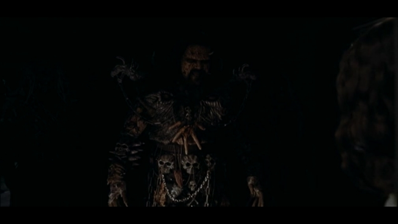 Lordi - Blood Red Sandman
