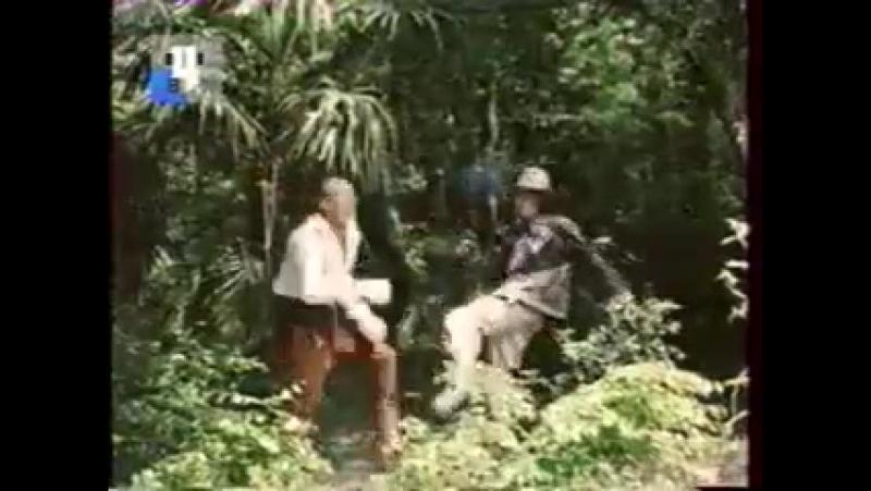 Анонсы и заставка (ТВЦ, 02.01.2002) Без семьи, Сердца трёх