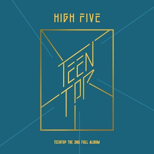 TEEN TOP альбом HIGH FIVE