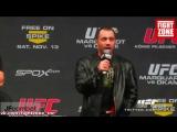 Смешные вопросы фанатов на прессках UFC (перевод FIGHTZONE.INC)