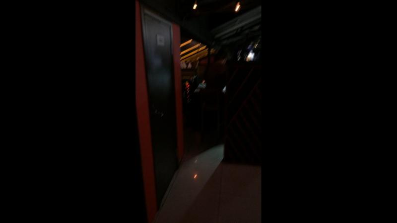 Саунд чек группы Crazy Lixx( шведская хард-роковая группа ) 18.11 клуб Action СПБ