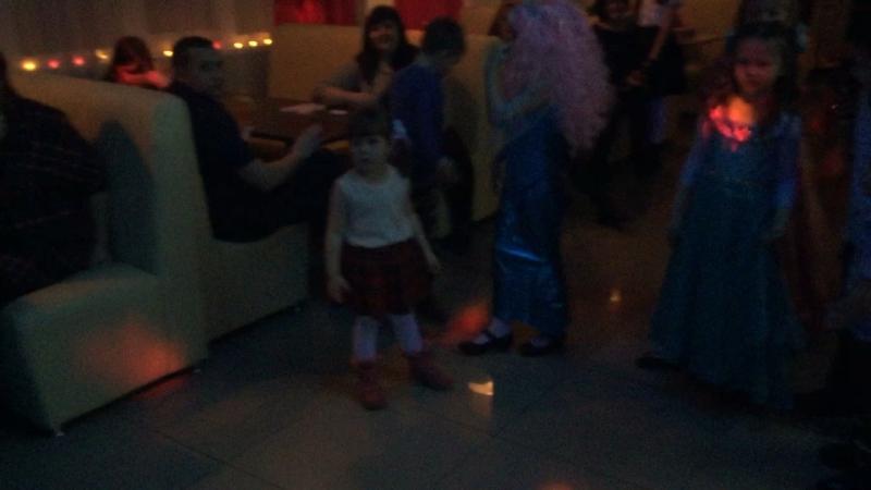 Гудини(детская дискотека)