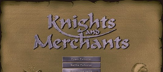 Knights and merchants. Net forum • view topic help, cant play online.
